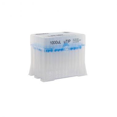 Biotix uTip 1000uL Universal Fit , X-Resin, Sterile, 960/pk