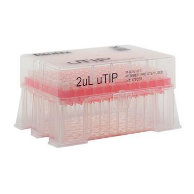 Biotix Universal 2uL, Filter, X-Resin, Pre-sterile