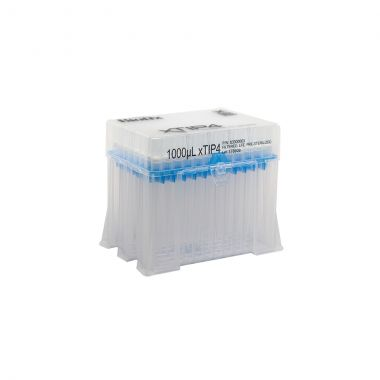 Biotix xTip 1000uL Filtered, Sterile, Low-Retention LTS Tip, Racked (3840/case)
