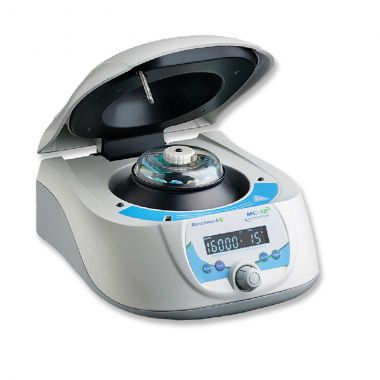 Benchmark Scientific MC-12 High Speed Microcentrifuge w/ 12 position rotor