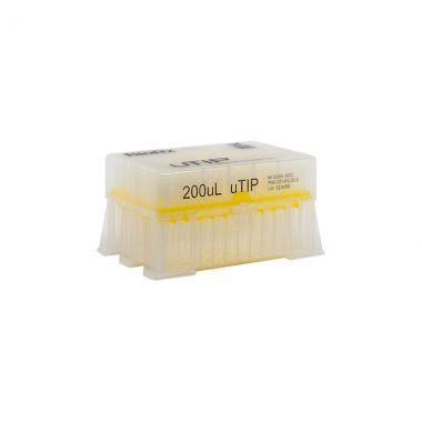 Biotix M-0200-9NC 200uL, non-flter LR, Rack Pipette Tips