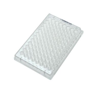 Celltreat 229597 96 Well Non-Treated Plate with Lid, 5/Pack, Sterile