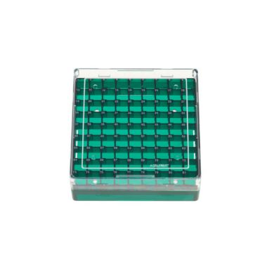 Celltreat 229943 Storage Box, CF Cryogenic Vial, 81 Place, Polycarb,Non-sterile