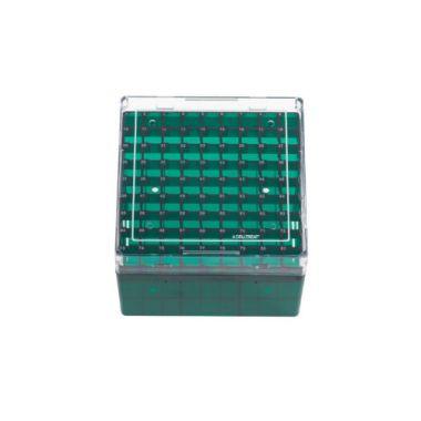 Celltreat 229944 Deep Storage Box, CF Cryo Vial, 81 Place,Polycarb, Non-sterile