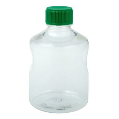 Celltreat 1000mL Solution Bottle, Sterile, 24/case