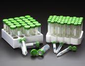 Celltreat 15mL Centrifuge Tube - Foam Rack, Sterile, cs/300 229412