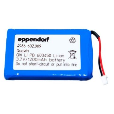 Eppendorf - Lithium-ion battery