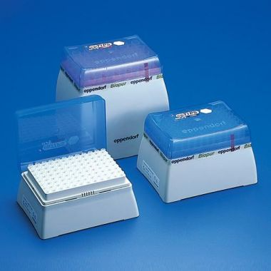PCR clean Pipette Tips Form Eppendorf | epT.I.P.S. Rack | 100-5,000 µL