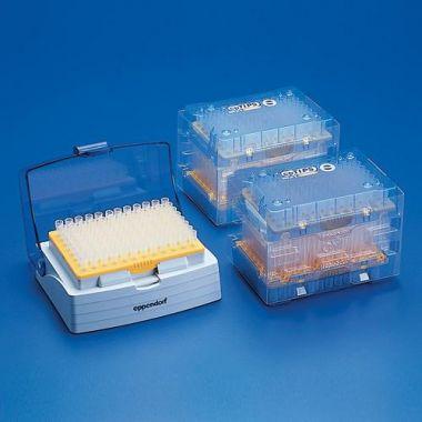 Eppendorf epT.I.P.S. Starter Set, 0.1-20uL, 40 mm, 480 tips w/reusable tip box