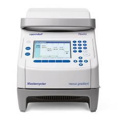 Eppendorf Mastercycler nexus GSX1 thermal cycler, silver block with gradient, 120 V, 50/60 Hz