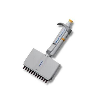 Eppendorf Research Plus 3125000060 MuLti Channel Pipette, 12-channel, 30-300 uL