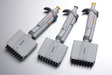 Eppendorf Research® Plus 8-Channel Adjustable Multichannel Pipettes