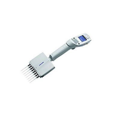 Eppendorf Xplorer® Adjustable 8-Channel Electronic Pipettes