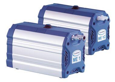 BrandTech VACUUBRAND ME1C Vacuum Pump, 120V, US plug