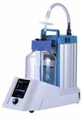BrandTech 2L glass collection vessel for BVC Fluid Aspiration System