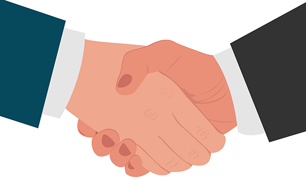 Pipettes.com Handshake Agreement